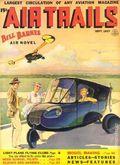 Air Trails (1934-1942, 1950-1954 Street & Smith) Pulp 2nd Series Vol. 8 #6