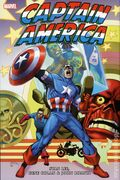 Captain America Omnibus HC (2011- Marvel) 1st Edition 2A-1ST