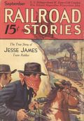 Railroad Man's Magazine (1929 Frank A. Munsey/Popular/Carstens) 2nd Series Vol. 9 #2
