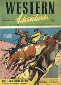 Western Adventures Magazine (1940) Pulp Vol. 3 #3