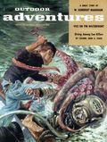Outdoor Adventures (1955-1959 Outdoor Adventure Publications) Vol. 3 #3