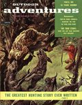 Outdoor Adventures (1955-1959 Outdoor Adventure Publications) Vol. 3 #4