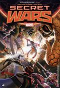 Secret Wars HC (2016 Marvel) By Jonathan Hickman 1-1ST