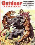 Outdoor Adventures (1955-1959 Outdoor Adventure Publications) Vol. 1 #1