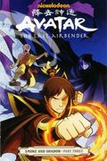 Avatar The Last Airbender Smoke and Shadow GN (2015 Dark Horse) 3-1ST