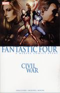 Civil War Fantastic Four TPB (2016 Marvel) 2nd Edition 1-1ST