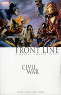 Civil War Front Line TPB (2016 Marvel) Complete Edition 1-1ST