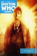 Doctor Who Archives TPB (2016 Titan Comics) The Tenth Doctor 1-1ST
