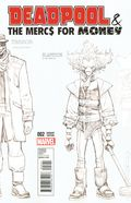 Deadpool and The Mercs for Money (2016 Marvel 1st Series) 2D