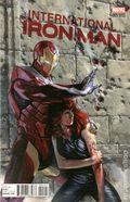 International Iron Man (2016) 1B