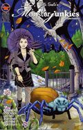 Monster Junkies: Sanctuary GN (2016 Red Anvil) 1-1ST