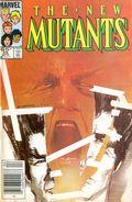New Mutants (1983 1st Series) Mark Jewelers 26MJ