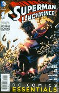 DC Essentials Superman Unchained (2016) 1