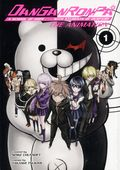 Danganronpa: The Animation TPB (2016 Dark Horse) 1-1ST