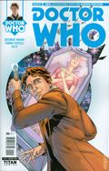 Doctor Who the Eighth Doctor (2015 Titan) 5A