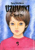 Uzumaki: Spiral into Horror GN (2001-2002 Viz Digest) 1st Edition 3-1ST