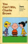 You Can't Win, Charlie Brown/You're You, Charlie Brown HC (1962 Mattel) A Peanuts Flip Book 1-1ST