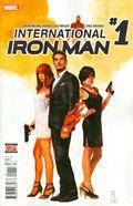 International Iron Man (2016) 1A