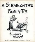 Strain on the Family Tie by Gaar Williams (circa 1929) Portfolio SET-01