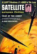 Satellite Science Fiction (1956-1959 Renown Publications) Pulp Vol. 1 #6