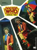 Doctor Who Annual HC (1965-Present) The Official Annual 1986-1ST