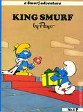 King Smurf TPB (1977 A Smurf Adventure) 1-1ST