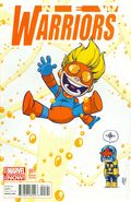 New Warriors (2014 5th Series) 1G