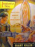 Imaginative Tales (1954-1958 Greenleaf Publishing) Vol. 5 #3