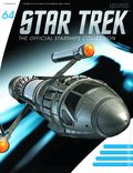 Star Trek The Official Starship Collection (2013 Eaglemoss) Magazine and Figure #064