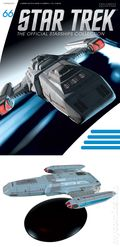 Star Trek The Official Starship Collection (2013 Eaglemoss) Magazine and Figure #066