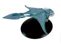 Star Trek The Official Starship Collection (2013 Eaglemoss) Magazine and Figure #065