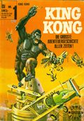 King Kong (German Edition 1968 Bildschriftenverlag GmbH) 1