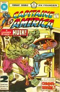 Capitaine America (French Canadian Series 1970-1984 Editions Heritage) Captain America 116