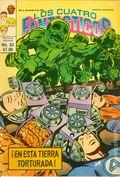 Los Cuatro Fantasticos (Mexican Series 1980-1982 Novedades) 83
