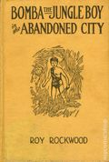 Bomba the Jungle Boy HC Series (1926 Cupples and Leon Co.) 1st Edition 5N
