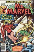 Ms. Marvel (1977 1st Series) Mark Jewelers 13MJ