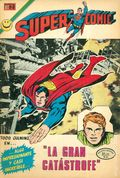 Supercomic (1967 Editorial Novaro) Superman Mexican Series 66