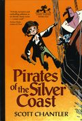 Pirates of the Silver Coast HC (2014 Kids Can Press) 1-1ST