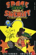 Space Sheriff and Happy Space Boy TPB (2004 Data Red) Letter Box Edition 1-1ST