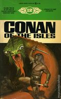 Conan PB (1966-1977 Lancer/Ace Books Novel) 10A-1ST