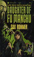Daughter of Fu Manchu PB (1964 Pyramid Novel) 1-1ST