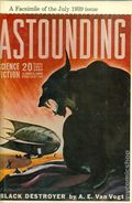 Astounding Science Fiction Facsimile HC (1981 Southern Illinois University Press) Vol. 23 #5