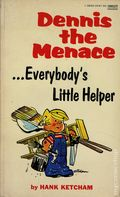 Dennis the Menace Everybody's Little Helper PB (1970 Fawcett Crest Books) 1-REP