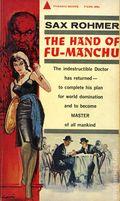 Hand of Fu Manchu PB (1962 Pyramid Novel) 1-1ST