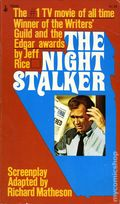 Night Stalker PB (1973 Pocket Books Novel) 1-REP