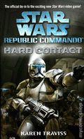Star Wars Republic Commando Hard Contact PB (2004 Del Rey Novel) 1-1ST