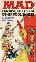 MAD Fantasy, Fables, and Other Foolishness PB (1989 Warner Books) 1-1ST