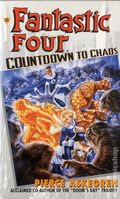 Fantastic Four Countdown to Chaos PB (1998 Byron Preis Novel) 1-1ST