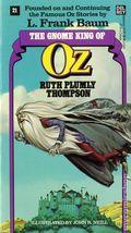 Gnome King of Oz SC (1985 Del Rey Books Edition) 21-1ST