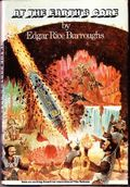 At The Earth's Core HC (1976 Doubleday Novel) Book Club Edition 1-1ST